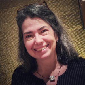 Joanne Andrighetti, Glass Artist