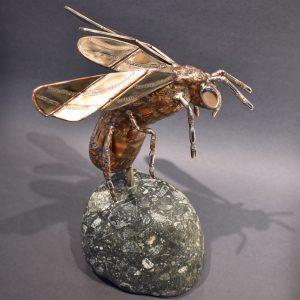 Bumblebee Sculpture facing right (1) web