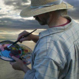 West Coast Artist Ken Campbell
